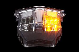 SMOKE MV AGUSTA 15 Taillight Brutale F3 675/800 Series 2012/2013/2014
