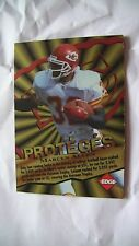 Starting Lineup 1998 NFL Raymont Harris figurine et carte