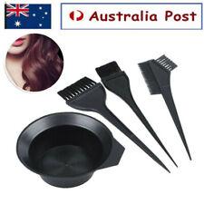 1/2Set Hair Coloring Brush And Bowl Set Bleaching Dye Kit Salon Beauty Comb Tint