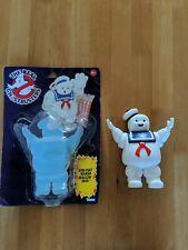 Vintage ghostbusters figures