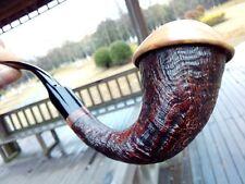 HS STUDIO pipe,Calabash pipe  Briar wood pipe---- unsmoked
