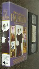 HITLER'S MISTRESS EVA BRAUN RARE UNIQUE THIRD REICH FOOTAGE ADOLF HITHER VHS