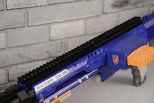 3D Printed – Raider or Rampage Slip-On Picatinny Rail Set Dart Gun Blaster
