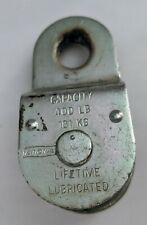 Fixed Eye Double Steel Pulley,No N199-810,  National Mfg Co JL