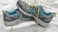 ASICS Gel-Venture 5 Gray Teal Green Running Shoes T5N9N Women's Size 9 D