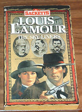 LOUIS L'AMOUR The Sky-Liners NFINE Flagan &Galloway Sackett THE SACKETTS #12/13