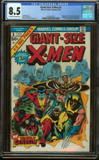 Giant-Size X-Men #1 CGC 8.5 OW/W Pgs Second Wolverine First Storm Nightcrawler