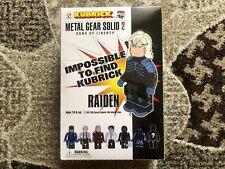Metal Gear Solid 2 Kubrick Box Rare