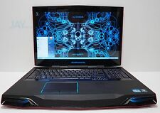 Dell Alienware M17x R4 Core i7-3610QM 2.3GHz 16GB 750GB Radeon HD 7970M 17.3""