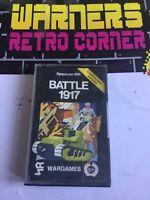 Zx Spectrum Sinclair Battle 1917 Boxed Cassette Retro Game #retrogaming
