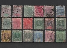 18 stamps from gold coast