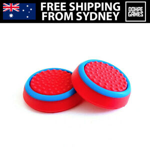 1 Pair of Thumb Grips for PS5 PS4 PS3 PS2 Xbox Series X S One 360 Switch Pro RwB