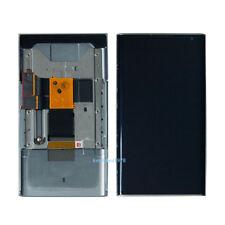 Écran LCD Affichage Vitre Tactile Assemblé+Châssis Pour BlackBerry Priv Noir New