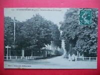 LE LION-D'ANGERS  :  Calvaire et Route de Thorigné.....VO.1912.
