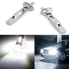 2pcs Nighteye H1 160W LED Fog Light Bulbs Car Driving Lamp DRL 6500K White Xenon