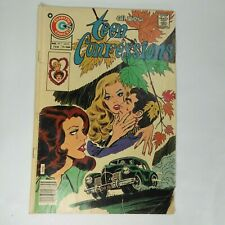 Vintage Romance Comic Teen Confessions #93 Feb 1976 Love Stories