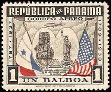 Panama #C49-C53 set Mh
