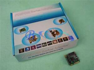 2 Port PCI-Express 6Gb to SATA iii 3.0 RAID Controller Adapter Card Support Mini
