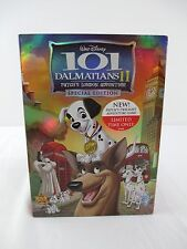 New SEALED 101 Dalmatians II Patch's London Adventure Special  Disney DVD
