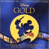 Disney Gold (1999) Edgar Ott, Tina Turner, Elton John, Boyzone, Paul Ku.. [2 CD]