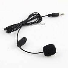 Universal Mini External Microphone for Car DVD player PC laptop Bluetooth Devic