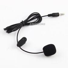 Universal Mini External Microphone for Car DVD player PC laptop Bluetooth Devic