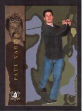 2002-03 BAP SIGNATURE SERIES GOLF # GS-70 PAUL KARIYA !!