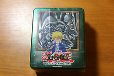 Yugioh 2002 Tin Joey: Black Metal Dragon Dragon - Factory Sealed Box