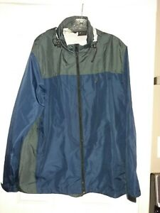 Frogg Toggs River Toadz Sz Large 62141 Rain and Wind-Proof Lightweight Jacket