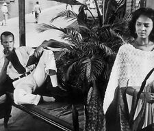 Dorothy Dandridge and Harry Belafonte UNSIGNED photo - D211 - Island in the Sun