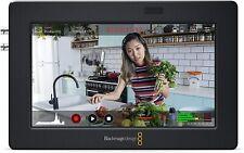 Blackmagic Design HYPERD/AVIDA03/5 Video Assist 3G Portable Monitor, 5 Inch