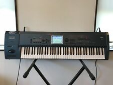 Korg TRITON Extreme 76-Key Music Workstation/Sampler ver. 1.0.5 w/ MOSS FULL RAM