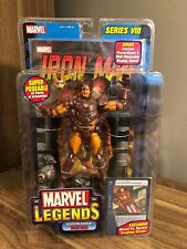 New Toy Biz 2004 Marvel Legends Iron Man Action Figure Series VIII Sealed