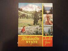Washington State Vacation advertisement