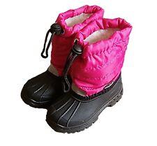 Playshoes Winterstiefel, pink, Gr. 22/23