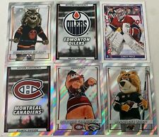 2020-21 TOPPS NHL Sticker Collection Hockey - Pick from List - #351 to 666