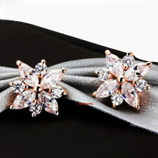 Crystal Simulated Cubic Zirconia Fashion Earrings