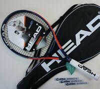 "HEAD IG Challenge LITE Tennis Racquet, STRUNG, Grip 2 (4-1/4""), 260 g"
