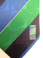 RUGBY WRU WORLD CUP 1999 4 INCH POLYESTER NECKTIE