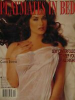 Playboy's Playmates in bed | March 1999 | Carrie Stevens Kelly Monaco   #BI6304