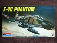 Monogram 1:48 F-4C Phantom