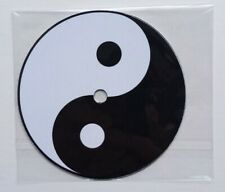 "Chinese Ying Yang 12"" Vinyl Record Center Labels (4 Pack)"