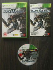 Xbox 360 Game - Space Marine - Complete !!