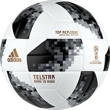 Official World Cup 2018 Adidas Telstar Soccer Ball Size 5 - Top Replique