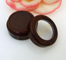 IMAN Luxury Pot Gloss Bronzed .08 oz Shiny Lip Shimmer Dark Sheer Earth Brown