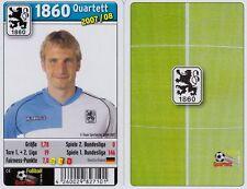 1860 München Quartett 2007/2008