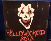 Insane Clown Posse - Amber Alert Hallowicked 2012 CD single twiztid boondox icp