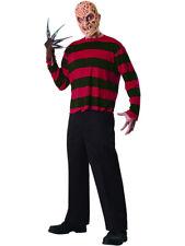 Freddy Krueger Nightmare on Elm Street Adult XL Costume