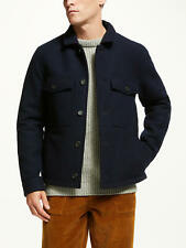 New Gloverall for John Lewis Workwear Jacket Coat, Navy Blue, XXL, RRP £160