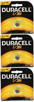 Duracell DL1/3N CR1/3N 3V Battery Lithium 3 Pack